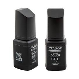 Esmalte Uñas Semipermanente Finish Coat X1 Cuvage No Cleanse