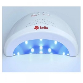 Cabina Uv Led 48w Manos Y Pies Profesional Keila Quick Pro